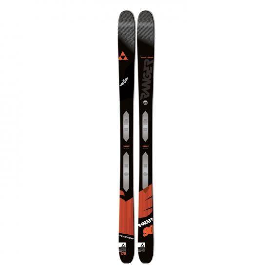 Skis alpins Fischer Ranger 90 TI pour hommes