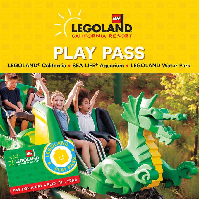 HOT DEAL on LEGOLAND California, Water Park & Aquarium Pass!! - http://dealmama.com/2016/12/hot-deal-legoland-california-water-park-aquarium-pass/