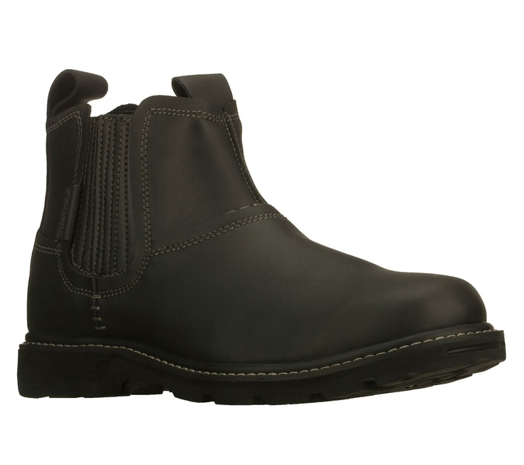 Buy SKECHERS Men's Blaine - Orsen Slip-On Boots only $80.00