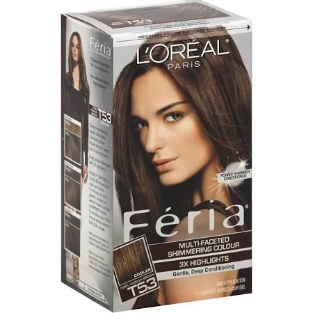 feria brown haircolor - Google Search
