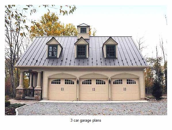 48 best Garage Apartment Plans images on Pinterest   Garage ...