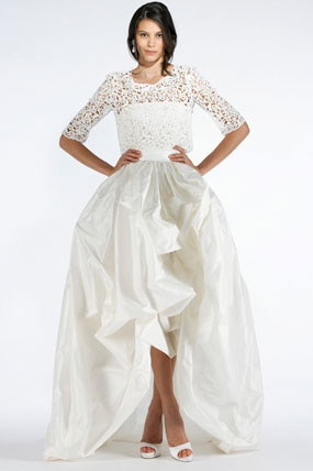 oscar skirt - beautiful drape