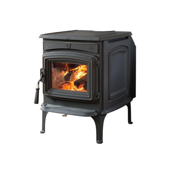 The F 45 Greenville is a medium sized front-loading wood stove from Jøtul;  it is made from cast iron and steel, and features a fully lined firebrick  firebox ... - 100+ Best Images About Jotul Fireplaces On Pinterest Hearth Pad