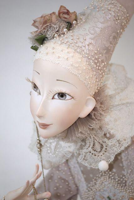 Кукольная мастерская ANNADAN: ЛЕЯ