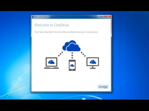 Setup a cloud drive on your tablet or smartphone