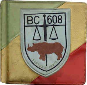 Companhia de Comando e Serviços do Batalhão de Caçadores 608 Moçambique
