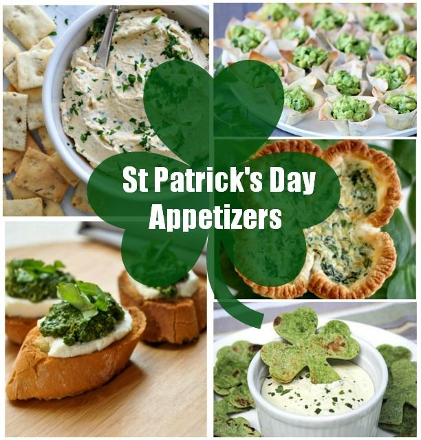 Delicious St Patrick's Day Appetizers #StPatricksDay #Appetizers