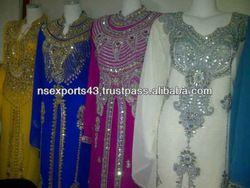 Women Clothing Kaftans Design 2013