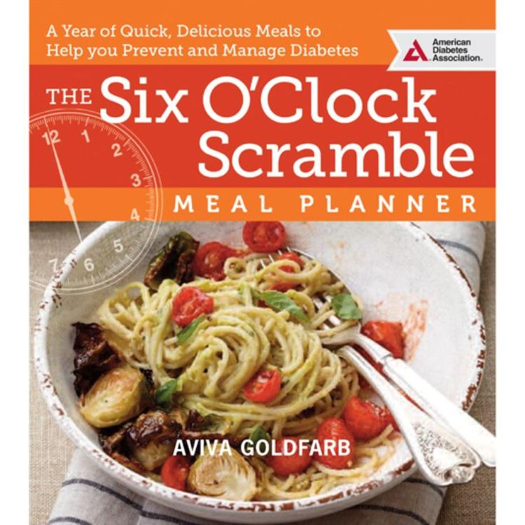 69 best diabetes books cookbooks images on pinterest diabetes get the new easy diabetes cookbook the six oclock scramble meal planner a year of quick delicious meals to help you prevent and manage diabetes forumfinder Gallery