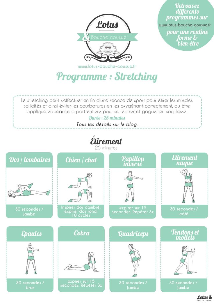 PARTIE 1/2 : PROGRAMME DE STRETCHING ET ÉTIREMENTS #squats #motivation #fitfrenchies #fitness #fitfam #tbc #eatclean #traindirty #fitnessgirl #fitfamily #bbg #musculation #sport #traindirty #satisfaction #stretching #etirements