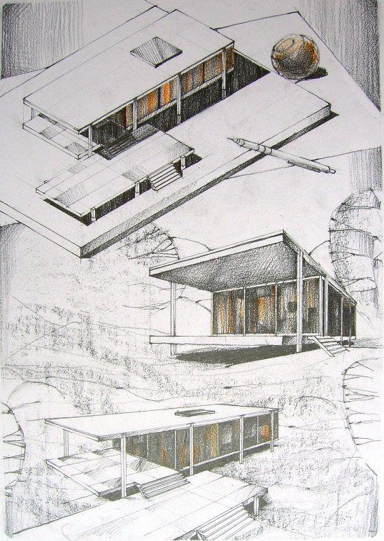 Farnsworth House / Ludwig Mies van der Rohe