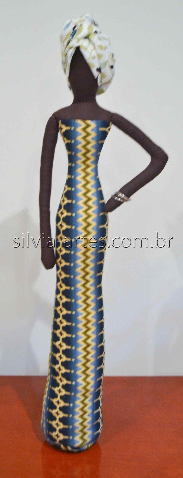 Boneca Africana II