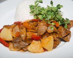 Vietnamese Sweet & Sour Pork http://www.delectablesdirect.com.au/