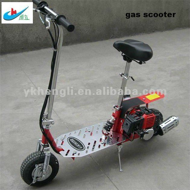 17 best images about scooters and more on pinterest for Gas powered motorized scooter