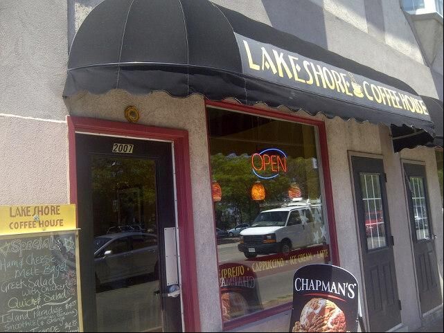 Lakeshore Coffee House - Burlington, ON Great coffee, service & cozy nooks looking out to the lake :)