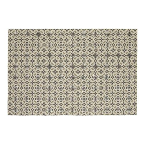Teppich mit Fliesenmotiv 160 x 230 cm HORTANCE