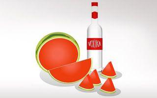 Vodka Watermelon- Μεθυσμενο καρπουζι