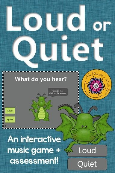 Elementary Music Dynamics Game! Your students will love this interactive game! Get ready for giggles and creative movement. You'll love the assessment! Works great with or without a Smartboard.