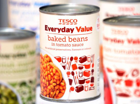 Tesco Value Products