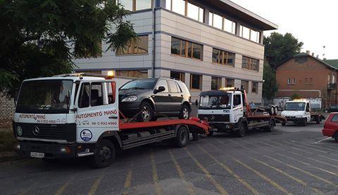 Szakszerűen felszerelt gépparkkal és a szükséges hatósági engedélyekkel rendelkezünk az autószállításhoz, hogy a lehető legszínvonalasabb szolgáltatást tudjuk biztosítani ügyfeleinknek. http://automentomano.hu/
