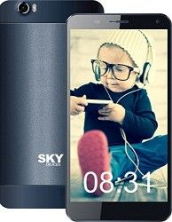 SKY Devices 6.0Q Unlocked Smartphone GSM 4G Android 6″ Display Dual SIM Quad Core 13MP Camera 16GB , Black