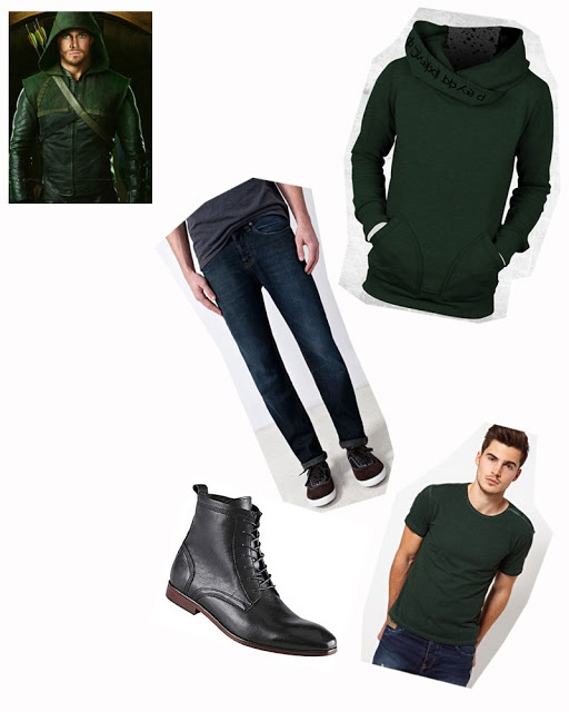 arrow outfit