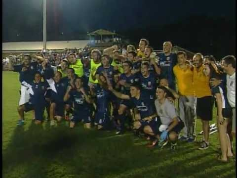 It was the biggest soccer match to hit London in years. FC London taking on Seattle for the right to play for the North American PDL Championship.