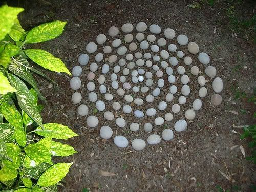 Garden Stone Circles 68 best g circle gardens images on pinterest backyard ideas cement n stone creations stone circle image by sangareeks photobucket workwithnaturefo