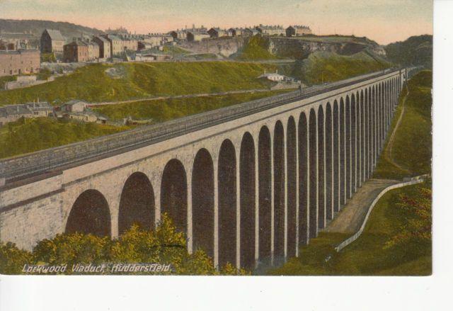 Lockwood Viaduct, Huddersfield. Yorkshire.