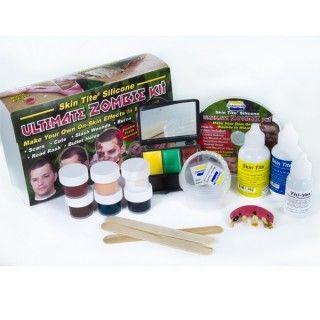 Ultimate Zombie Kit® -Kit de maquillaje zombie-
