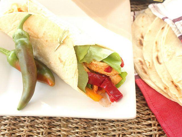Tortillas messicane farina di mais Bimby TM31 | TM5