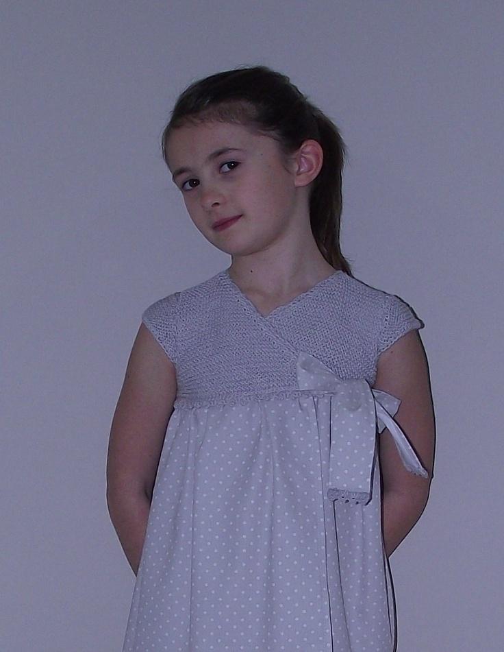Vestido Michelle, de Mónica Rodríguez para Lan Fairy