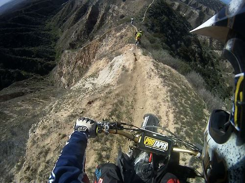 What it looks like to ride The Ridges!