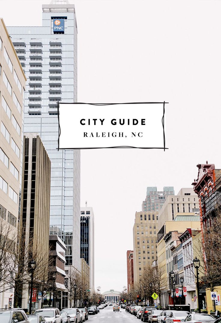 A City Guide For The Raleigh And Durham Area Of North Carolina A Full List