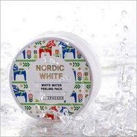 [DearPacker] Nordic White Water Peeling Pack 50ml Mask and Peel Korean cosmetic