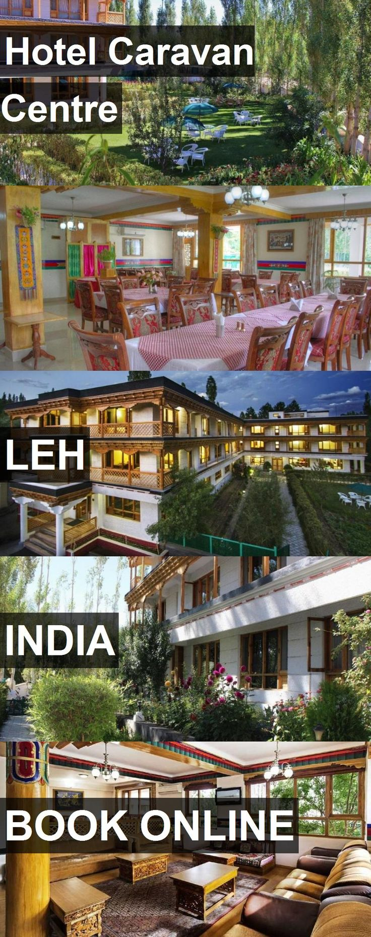 Hotel Caravan Centre in Leh, India. For more information, photos, reviews and best prices please follow the link. #India #Leh #travel #vacation #hotel