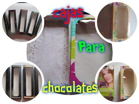 (3440) CAJAS PARA  REGALOS Luz Mireya Martinez - YouTube