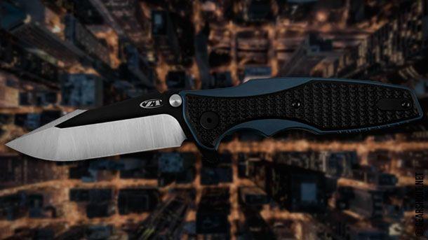 Zero Tolerance ZT 0393 - новый складной нож по дизайну Рика