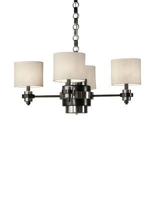 Allison Davis Design Lighting Manhattan Chandelier