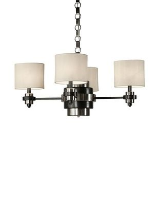 Allison Davis Design Lighting Manhattan Chandelier