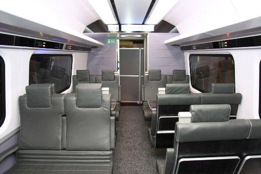 East Coast Main Line train concept unveiled by Rail Consortium | Rail.co.uk