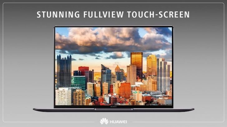 Huawei announced the laptop MateBook X Pro cedar Exhibition fullview touch Gorilla Glass Huawei intel core Keddr laptop MateBook X Pro MWC 2018 mx150 News presentation webcam   #Tech #Technology #Science #BigData #Awesome #iPhone #ios #Android #Mobile #Video #Design #Innovation #Startups #google #smartphone  