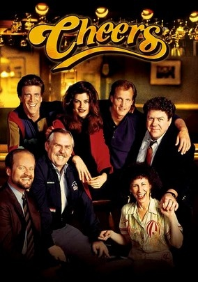 Cheers (1982) Featuring a sterling ensemble cast, this long-running, award-winning NBC sitcom centers around Sam Malone (Ted Danson), an ex-baseball player turned bar owner, whose popular saloon is always filled with quirky customers and even more eccentric staff. Womanizer Sam falls hard for waitress Diane (Shelley Long), while barflies Norm and Cliff philosophize, egghead Frasier (Kelsey Grammer) bemoans his life and beer slinger Carla dishes out sarcasm.