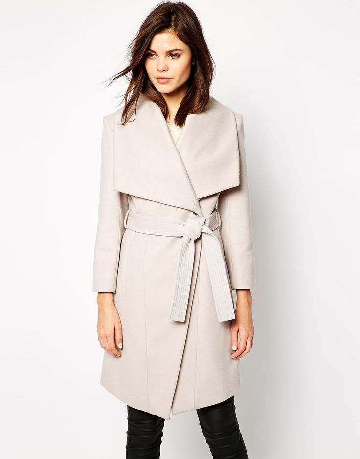1000  ideas about Wrap Coat on Pinterest | Trench coats Style
