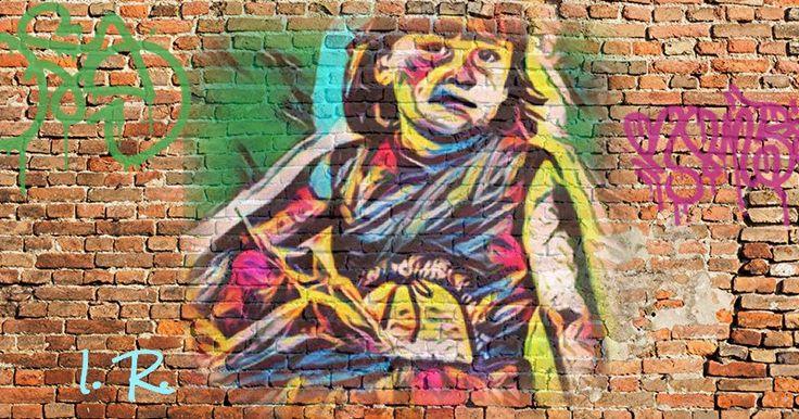 Podemos fazer um grafite de você? Clique aqui para dar uma olhada no seu grafite!