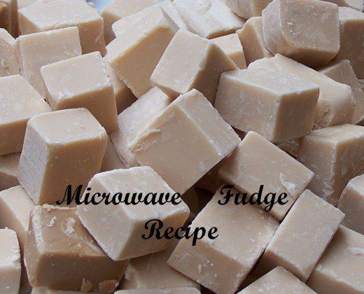 Easy Microwave Chocolate Fudge Recipe