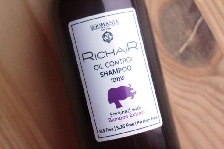 Прекрасный шампунь для жирных волос от Egomania!: katyakhripunova