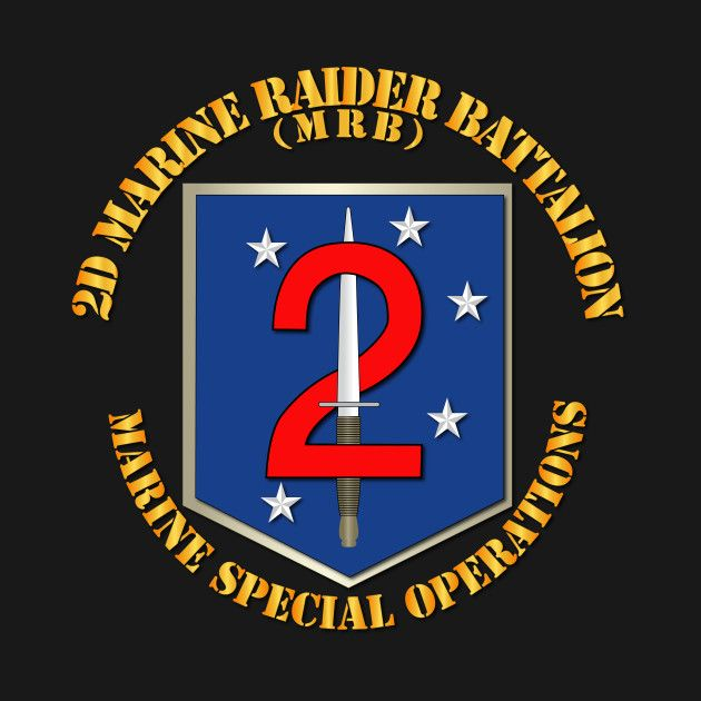 Check Out This Awesome Usmc2dmarineraiderbattalion Design On