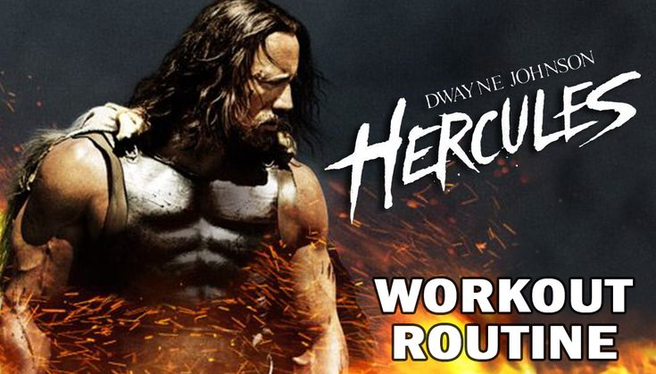 "The Rock Hercules Workout is designed to transform Dwayne Johnson into Hercules. The Rock Hercules workout is a 6 day routine that hits only his legs twice. By far, the funniest part of The Rock Hercules workout is that he constantly shouts ""Focus"" throughout the Instagram posts you'll find below.…"