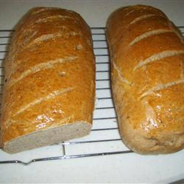 Polish Sourdough Rye Bread With Active Dry Yeast White Sugar